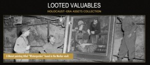 looted valuables